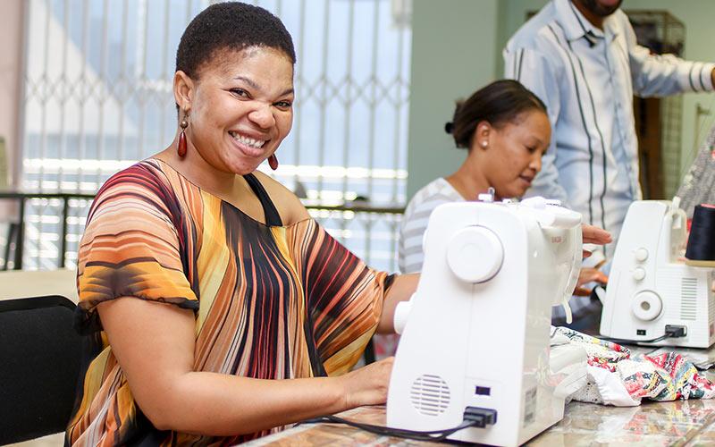 Progression - Transformation enablers sewing hub